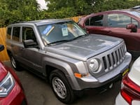 2015 - Jeep - Patriot Washington