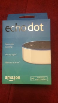 Echodot good condition, perfect for amazon tv,tablet, and any other gadget North Potomac, 20878