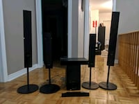 Sony 5.1 surround system Vaughan, L6A 0R7
