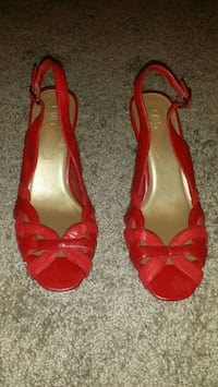 RED HEELS #MOVE OUT SALE#