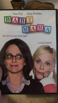 Baby Mama DVD case Fairfax, 22030
