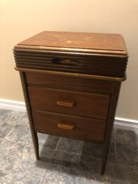 Antique sewing cabinet Mississauga, L5L 2Z4