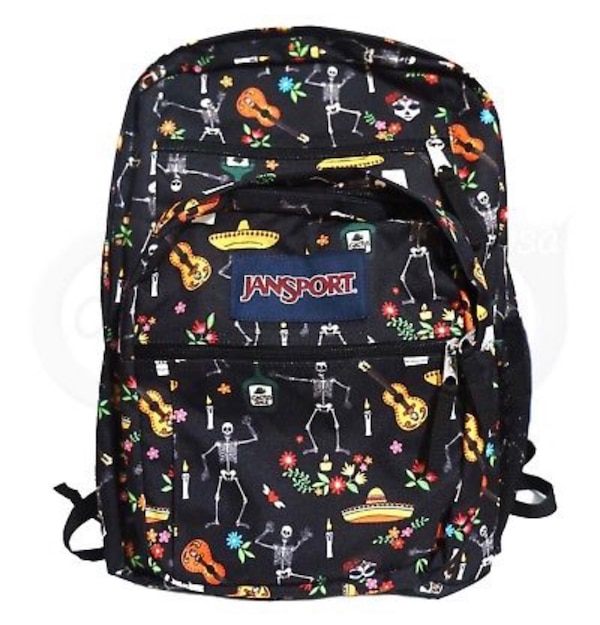 Jansport Day if the Dead Backpack! 81c8fe0d-ea69-432c-81a0-53e406f5c318