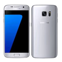 Samsung galaxy S7 silver/titanium. bell mobility   Red Deer, T4P 1X7