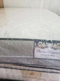white and gray floral mattress Opa-locka