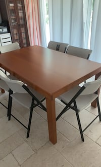 Tablesolid wood Italian dining table Fort Myers, 33966