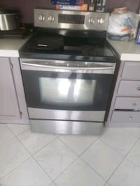 Samsung stove i had it for 6 months