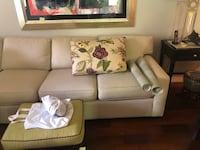 Sofa 3 seater, part of sectional Baltimore