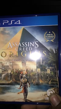 Assassins creed origins, played twice. Just don't like it want to sell Westminster, 29693