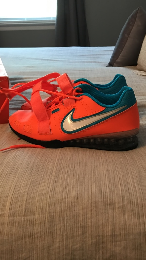 promo code 715a5 dba33 Nike Romaleos 2. Size 11. Lifting shoes. Like new. Only used for