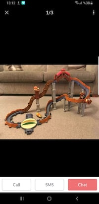 Chuggington tren seti