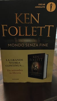 Libro di Ken Follett Naples