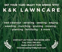 Lawn mowing Alexandria