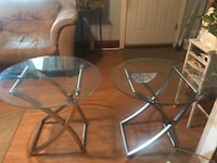 Glass tables Baltimore, 21225