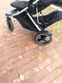 Phil & Teds Dash Stroller with 2nd seat and car seat attachment Washington, 20002