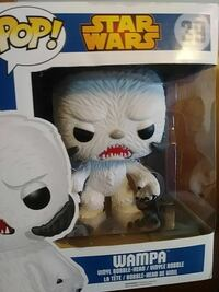 Pop! Star Wars 39 Wampa box Smyrna, 30080