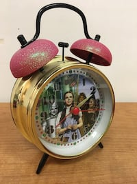 The Wizard of Oz twin bell alarm Clock Murray, 84107