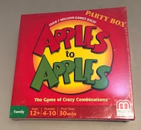 Apples to Apples - brand new! Watertown, 02472