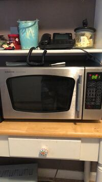 gray and black microwave oven Woodbury, 11797