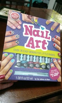 New children nail art set.  Toronto, M1L 3V2