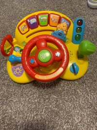 Vtech turn & learn toy