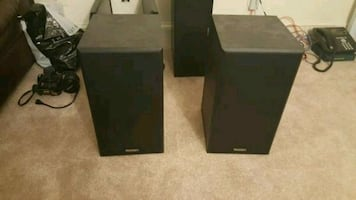 Paradigm Speakers 2 Phantoms