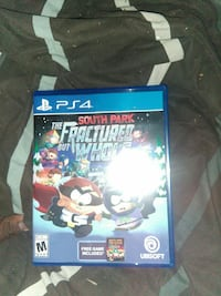 The Fractured but whole PS4 case