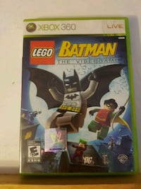 Batman Xbox 360 live game New Westminster, V3M 2J2