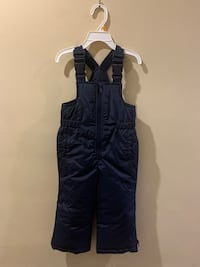 Navy Blue Baby Gap Snow pants Size 2 years