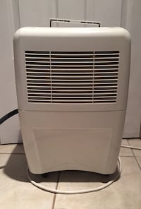 Dehumidifier,works excellent . Toronto, M8V