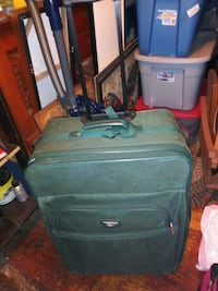Large suitcase with handles and wheels Lexington, 40503