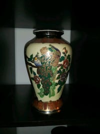 Japanese hand painted vase antique North Potomac, 20878