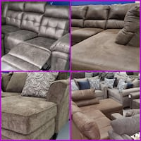 $50 Down Sofas Love Seats Sectionals (Simmons, Lane etc)
