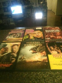 Assorted dvd movies Silver Spring, 20910