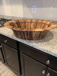 Large Woven Basket Stafford, 22554