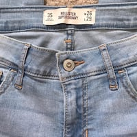 Hollister Jeans New  Calgary, T3G 5X6