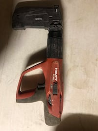 red and black Milwaukee cordless impact wrench Harrisburg, 28075