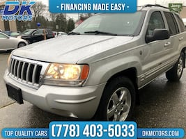 2004 Jeep Grand Cherokee Limited,