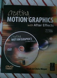 Creatinh Motion Graphics with After Effects CS3 Tiranë