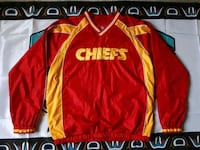 Kansas city chiefs windbreaker  Vancouver, V5X 1P6