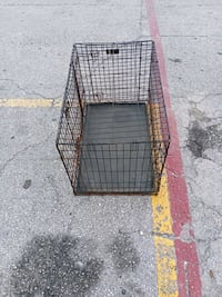 Gottago dog cage for low