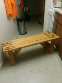 very nice handmade country bench Knoxville, 37919