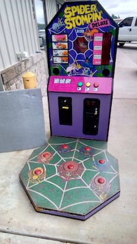 Spider Stompin' Deluxe Redemption / Arcade Game Union Grove