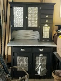 Antique hutch restored and revamped Point Edward, N7V 1E3