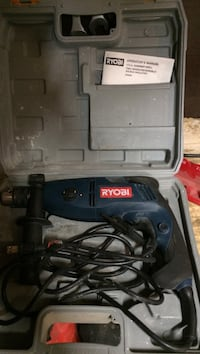 Hammer drill Middlesex Centre, N0M 2A0