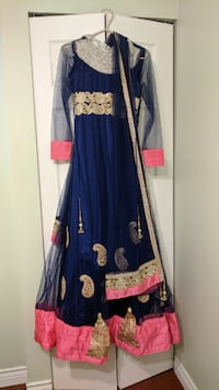 Indian style dress Coquitlam