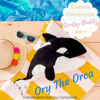 Brand New Scentsy Buddy Ory the Orca Cambridge, N1R 6B1