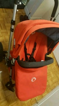 Bugaboo frog stroller with bassinet( Only serious Toronto, M9P 3R2