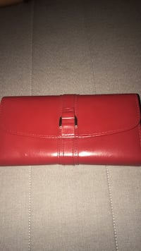 red leather bi-fold wallet Chino Hills, 91709