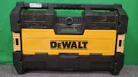 Dewalt DWST08810 ToughSystem 14-1/2 in. Portable and Stackable Radio 73107